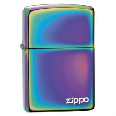 Multi Colour With logo Zippo Lighter